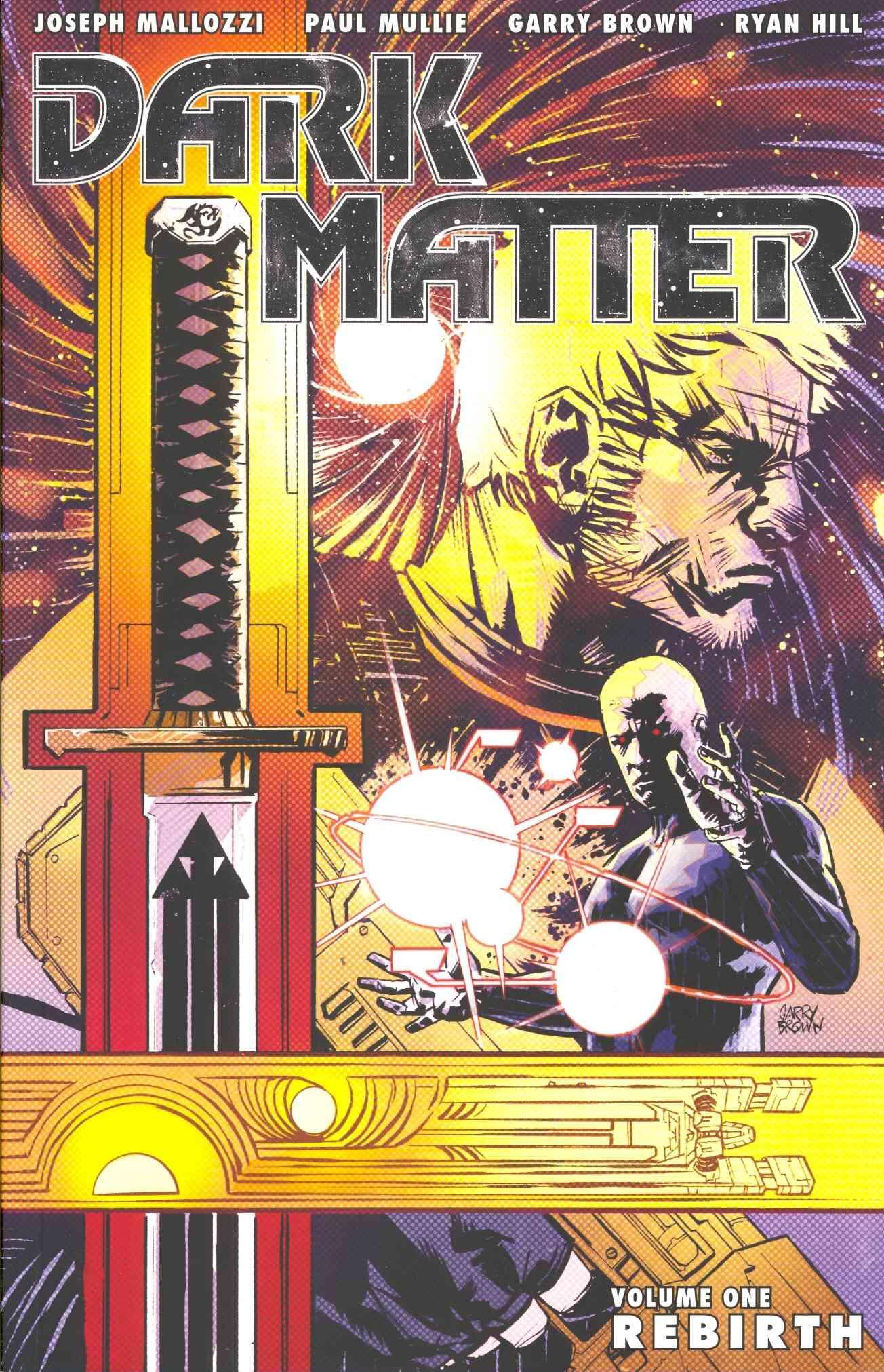 Dark Matter By Mallozzi, Joseph/ Mullie, Paul (ILT)
